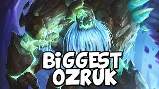 Biggest Ozruk Possible