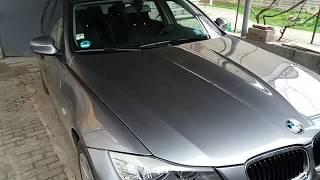 Ремонт заднього  крила  BMW  E91