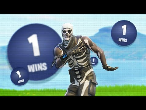 It only took 11 months but I finally got my FIRST SOLO WIN on Fortnite