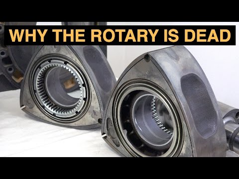 4 Reasons Why The Rotary Engine Is Dead