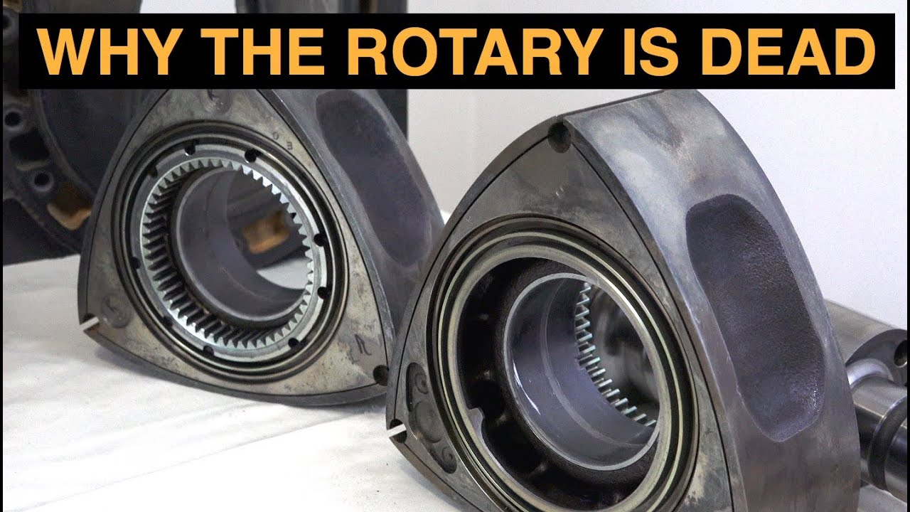 4 Reasons Why The Rotary Engine Is Dead Youtube Look At A Typical 24 Volt System With 12 Connection