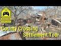 County Crossing Settlement Tour (SZ NMSC)