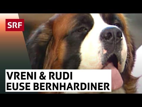 Euse Bernhardiner  Vreni & Rudi und Carlo Brunners Superländlerkapelle