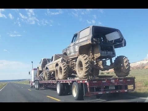 Chinle AZ Mud Racing