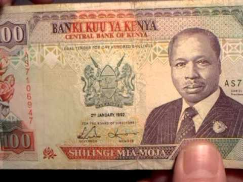 Kenya 100 Shillings Banknote Overview