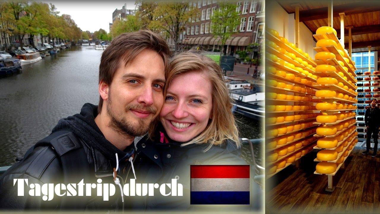 Amsterdam An Einem Tag