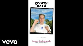 Baixar George Ezra - Pretty Shining People (Photobooth Video)