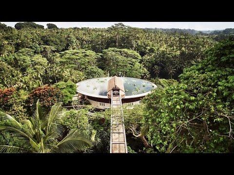 Four Seasons Resort Bali At Sayan, Ubud, Bali, Indonesia, 5 Stars Hotel