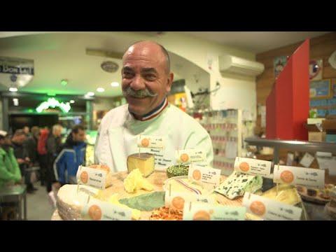 Rencontre avec Bernard Mure-Ravaud, le meilleur fromager du monde  - Météo à la carte