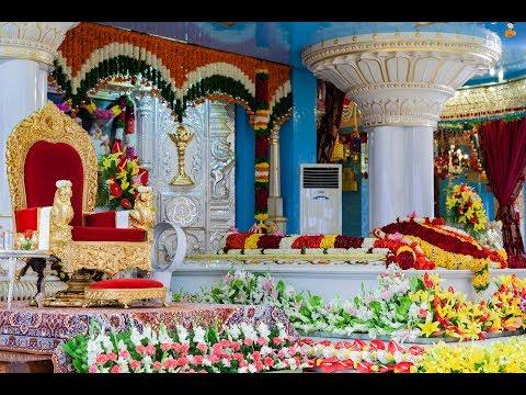 Guru Poornima Celebrations at Prasanthi Nilayam (Morning Program) - 9 July 2017
