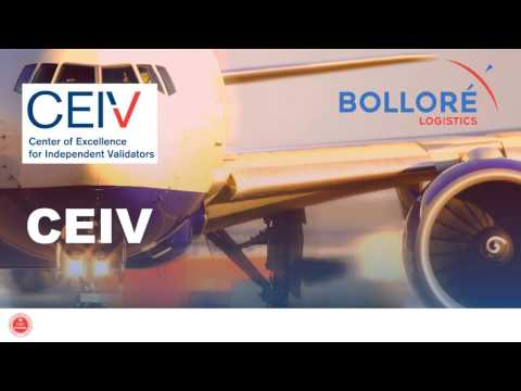 Healthcare: Bolloré Logistics' CEIV Pharma Worldwide Implementation