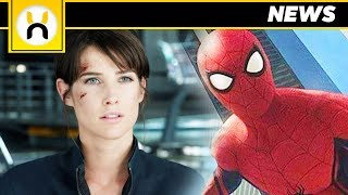 Maria Hill Joins Spider-Man Far From Home