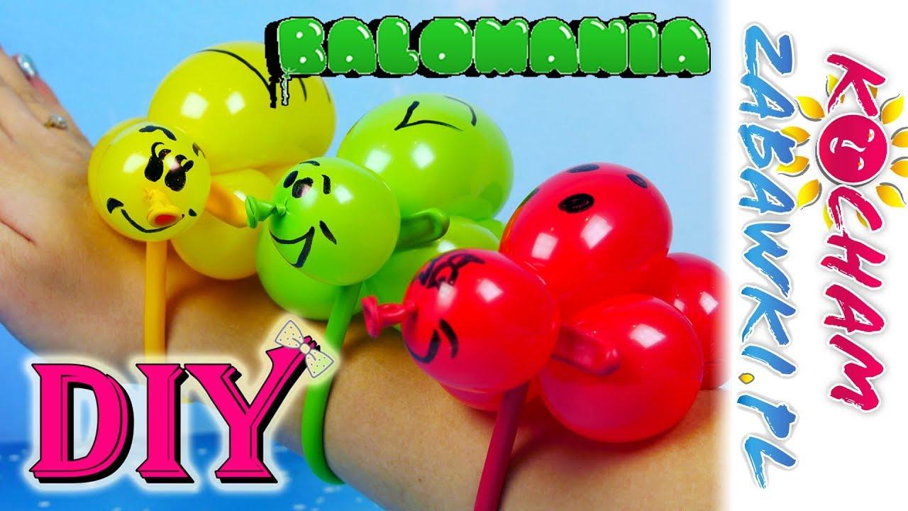 Baloniki dla dzieci #1 • Biedronka & Żółwik & Pszczółka DIY • Zrób to sam • Kreatywne zabawy