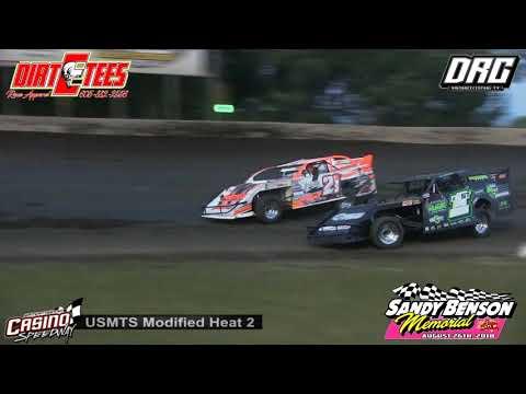 Casino Speedway USMTS Mods Heat 2