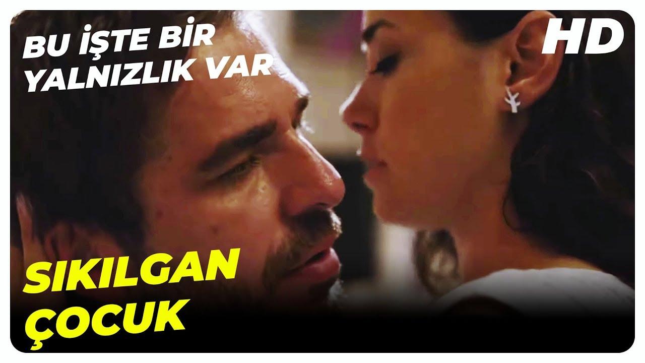 Mehmet, Ayşe'yi Arzuluyor | Bu İşte Bir Yalnızlık Var Türk Filmi