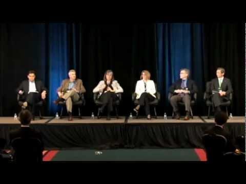 Panel on Driving Performance w. NASA, ExxonMobil, Siemens, Yokogawa, Rockwell and GE Part 2