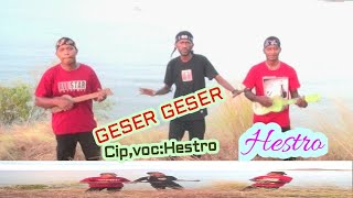 GESER GESER LAGU JOGET PESTA DANGDUT INDONESIA TEBARU/Cip,voc:Hestro Bajing