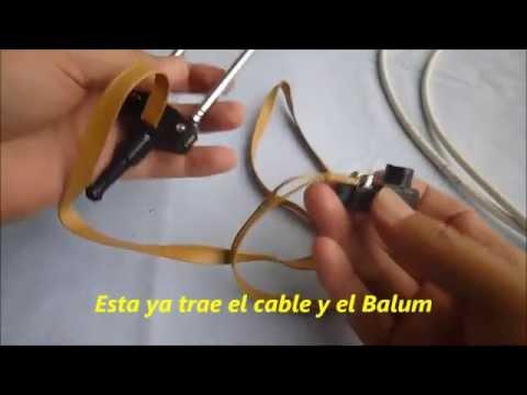 Construye Antenas TDT  HD Colombia