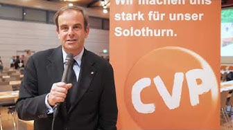Auftakt ins Wahljahr 2019 – CVP Kanton Solothurn