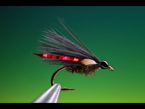 Tying A Cormorant Mini Lure With Barry Ord Clarke
