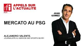 Mercato au PSG