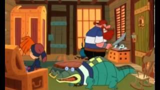 La Famille Pirate Episode 11 Salade d'avocats