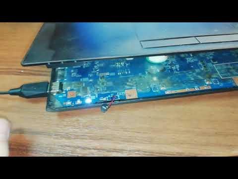 B570E не включается графика Nvidia GeForce 410m