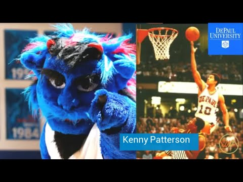 Kenny Patterson and DePaul University Basketball