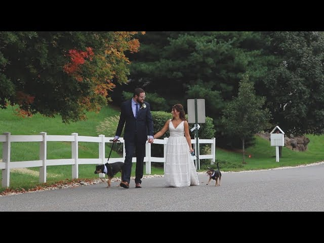 Jess and Mark Griffith   Ceremony Video