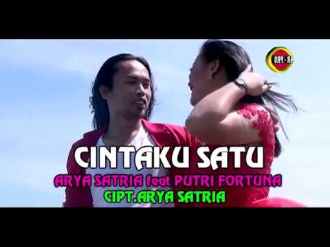 Arya Satria feat. Putri Fortuna - Cintaku Satu [OFFICIAL]