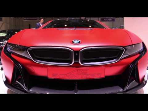 2017 BMW i8 AC Schnitzer new review and specification