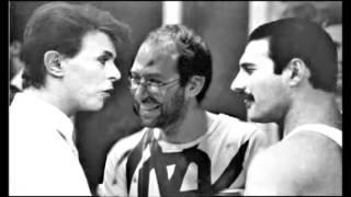 Under Pressure - Freddie Mercury - David Bowie - Acoustic Version