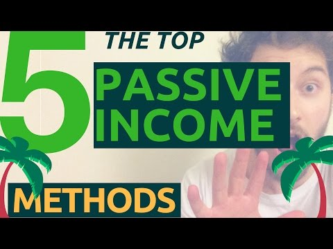 5 Passive Income Ideas UK - become a Digital Nomad