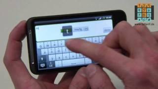 HTC Desire HD im Handy-Test