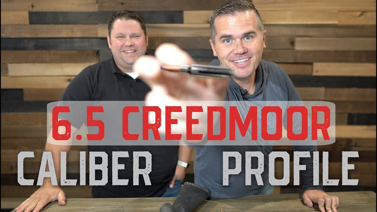 Download 6.5mm Creedmoor Caliber Profile: 9 things you didn't know