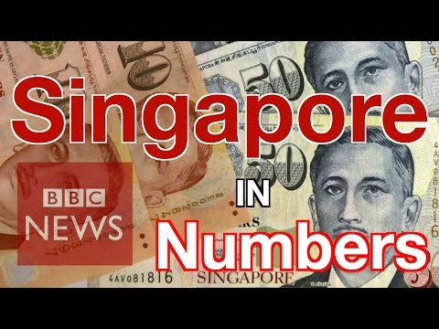 Lee's legacy: Singapore in numbers - BBC News