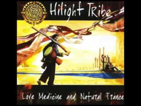 Hilight Tribe   Love Medicine and Natural Trance 2002 HQ Part I  (432 hz)