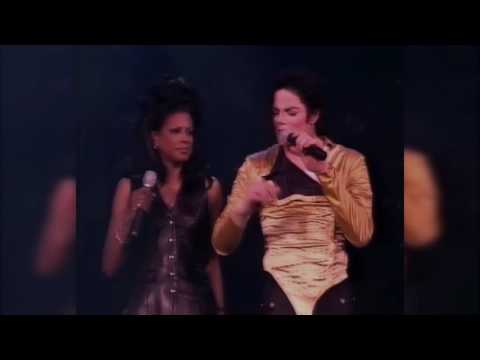 Michael Jackson - I Just Can't Stop Loving You - Live Brunei 1996 - HD