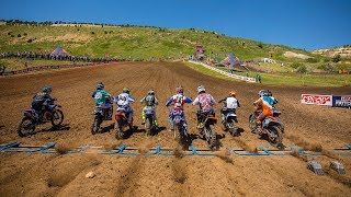 125s make their return to seven rounds of Lucas Oil Pro Motocross t...