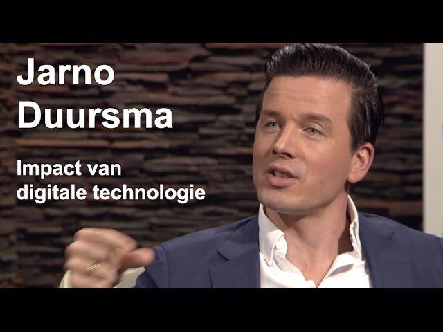 De toekomst van digitale technologie
