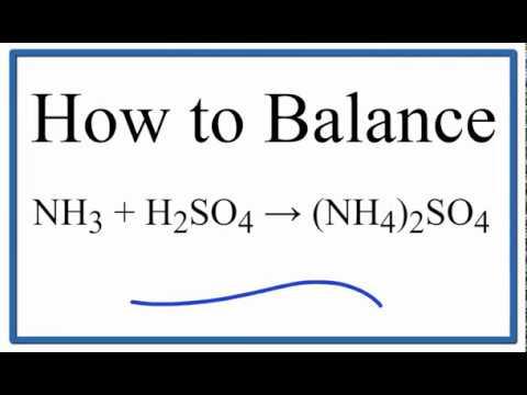 Как из nh4 2so4 получить nh3