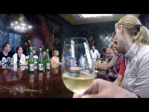 КРИМ / НОВИЙ СВІТ / Завод шампанських вин / як правильно відкривати шампанське