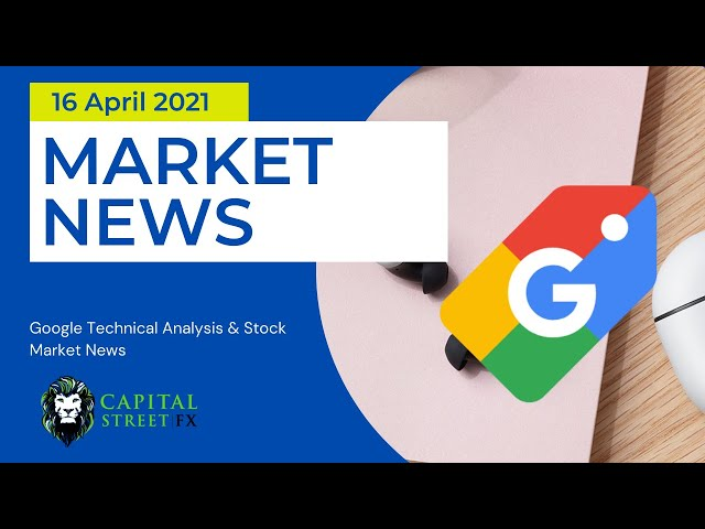 [Google Stock Price] Technical Analysis & Stock Market News By Capital Street Fx - 16 April 2021