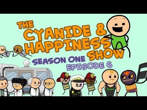 San Diego Breakfast - S1E6 - Cyanide & Happiness Show thumbnail