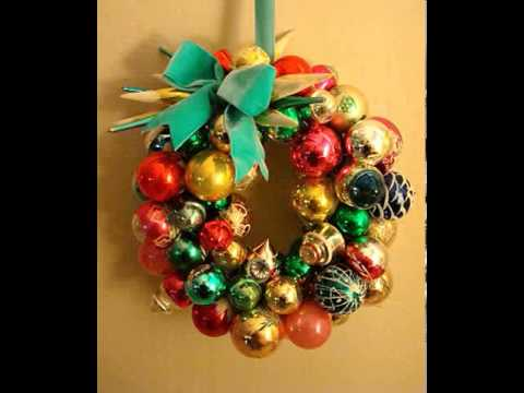 nostalgic christmas decorations