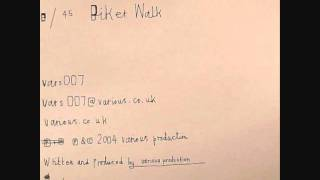 Various Production - Biker Walk