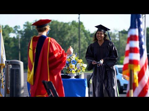Seminole State College of Florida 2021 Drive-Through Graduation