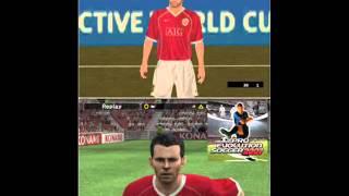 FIFA 07 vs PES 07
