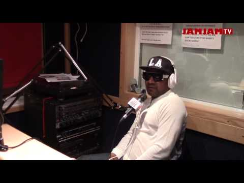 VIDEO: Awilo Longomba on The JamJam Afrobeats Show