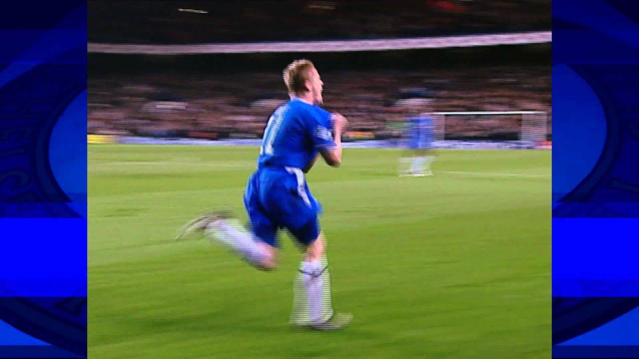Thiem Recalls Favourite Chelsea Moments - YouTube